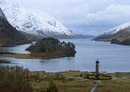 Glenfinnan Monument and Loch S